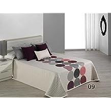 Colcha capa Jacquard Cannes Reig Marti cama de 135 color 09