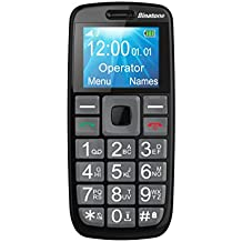 Binatone M312 Big Button GSM Mobile Phone - Black