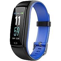 AUTOECHO Para Y9 Pantalla De Color Fitness Tracker Con Frecuencia Cardíaca Y Presión Arterial Correa De Monitorización.