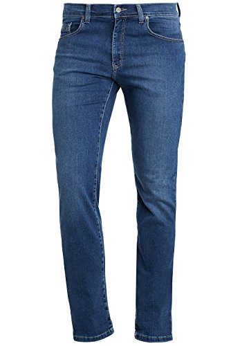 Pioneer Herren Jeanshose Rando, Blau (Stone Used 06), W34/L30 (Fit 6-pocket)