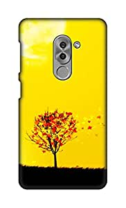 SWAG my CASE Printed Back Cover for Huawei Honor 6x