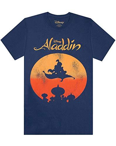 Dettagli su Nuovo Disney Principessa Jasmine Aladino Ragazze Canottiera Camicia Blusa