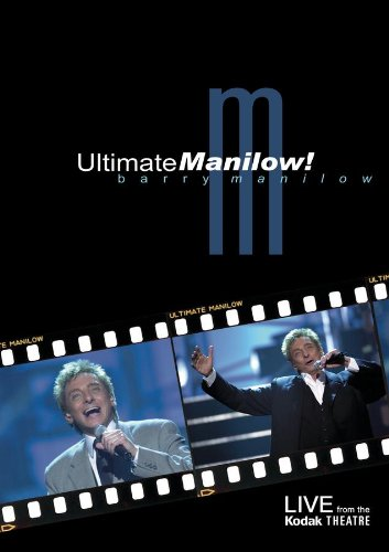 Preisvergleich Produktbild DVD-Ultimate Manilow!