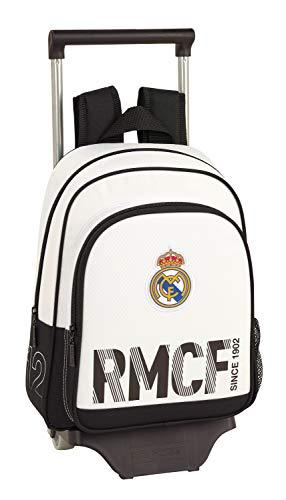 Real Madrid CF Mochila Pequeña Ruedas