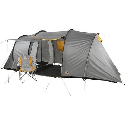 Grand Canyon Manhatten - Tienda familiar de acampada y senderismo, color gris