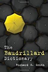 The Baudrillard Dictionary Paperback