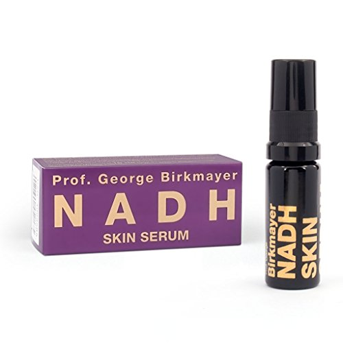 Prof. George Birkmayer NADH – Skin Serum (10 ml mit 500 mg NADH / Coenzym 1)