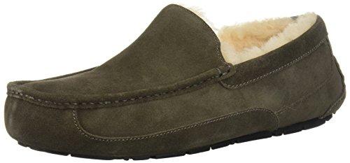 Preisvergleich Produktbild UGG Men's Ascot Slipper,  Charcoal