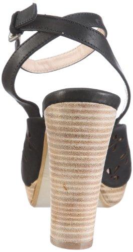 Cinque Shoes Dawn 105831, Sandales mode femme noir / nero