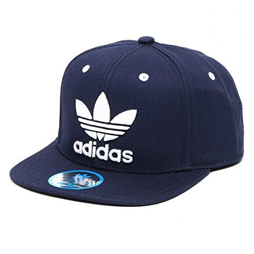 cappello uomo adidas visiera piatta