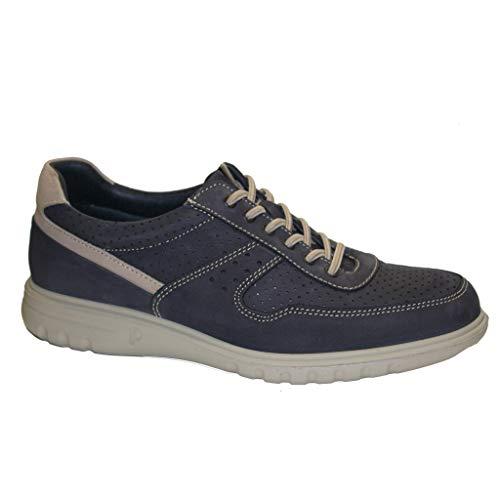 Zapato PITILLOS Cordon Elastico 42 Azul