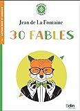 30 fables de Jean de La Fontaine