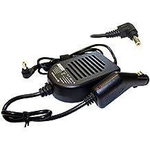 Fujitsu Siemens Amilo Si 3655 Adattatore caricabatteria di alimentazione CD da auto compatibile per portatili