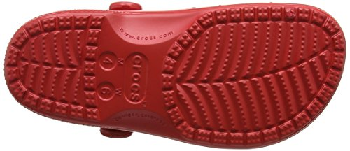Crocs Baya Unisex Clogs Rot (Pepper)