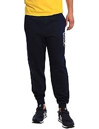 Amazon.it  pantaloni tuta uomo cotone garzato  Abbigliamento 064f5e66d81f