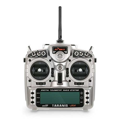 New Frsky ACCST Taranis X9D PLUS 16CH 2.4GHz Transmitter With X8R Receiver Mode 2,Nacome