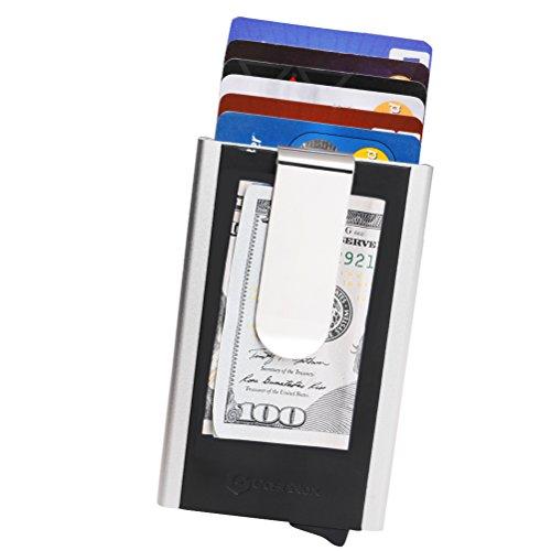 Porte-Cartes en Aluminiumen, Automatique Pop-up,