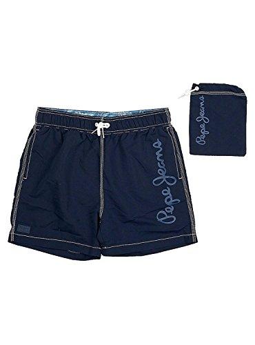 Pepe Jeans Badeanzug von Kinder Guido Navy Blau