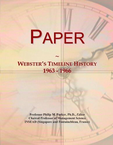 paper-websters-timeline-history-1963-1966