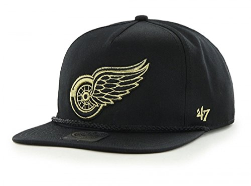 Detroit Red Wings 47 NHL Cap CTL BKA (Nhl Detroit Red Wings)