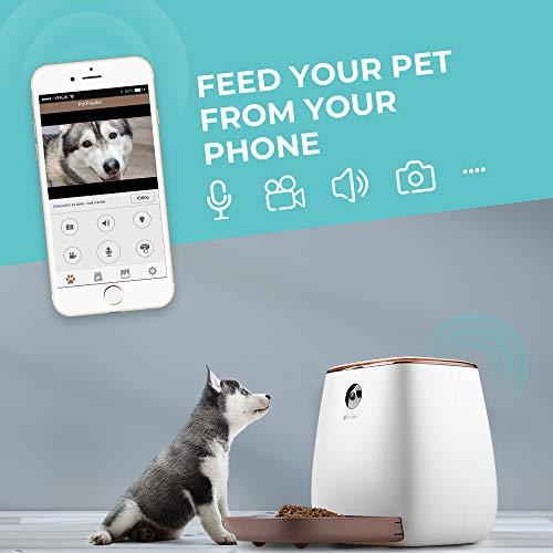 Zoom IMG-1 houzetek alimentatore automatico per cani