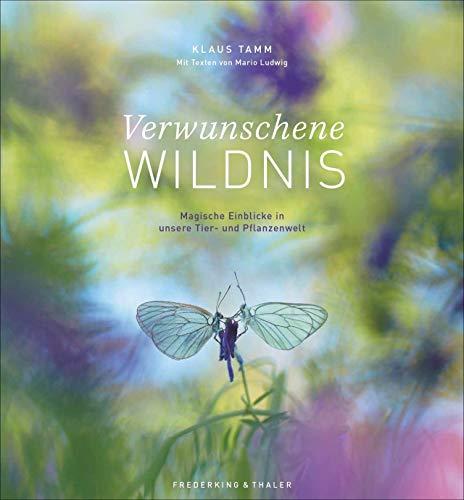 Verwunschene Wildnis: Magische Einblicke in unsere Tier- und Pflanzenwelt. Deutschlands Flora und Fauna in berührenden Fotografien. Ein Bildband mit mystischer Naturfotografie und voller Magie.