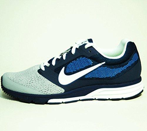Nike Air Zoom Fly 2, Chaussures de Running Homme Bleu - Azul (Azul (Lyl Blue/White-Wlf Gry-Pht Bl))