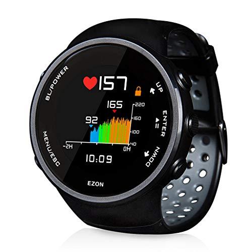 Mumuj - Reloj Deportivo con pulsómetro