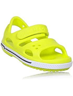 Crocs Crocband II Sandal P, Sandalias con Punta Abierta para Niños