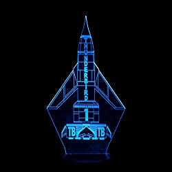 Thunderbird 13d usb ilusión BULBING lámpara/luz nocturna