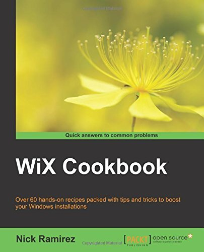 WiX Cookbook by Ramirez, Nick (January 31, 2015) Paperback
