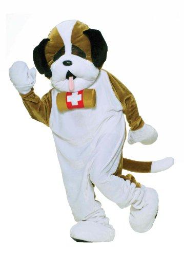 Foxxeo 10853-C | Maskottchen Hund Tierkostüm (Kostüme Hund Maskottchen)