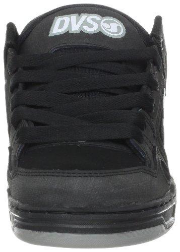 Dvs Comanche, Chaussures de skate homme Noir (Black Nubuck)
