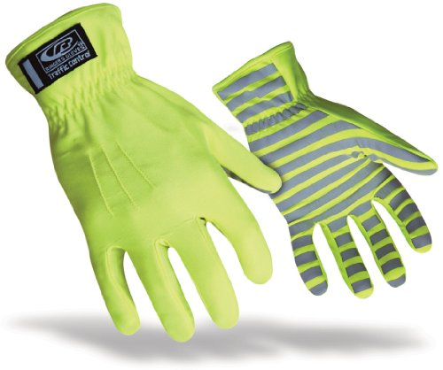 Ringers Gloves 307-12 Traffic Glove, Green, XX-Large by Ringers Gloves -