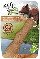All For Paws Wild & Nature - Wood Blend Branch Chew Dog Toy for Adult -XS