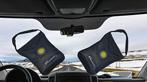 2 x 1kg Gran Aire SECO Car/Home DESHUMIDIFICADOR Bolsa