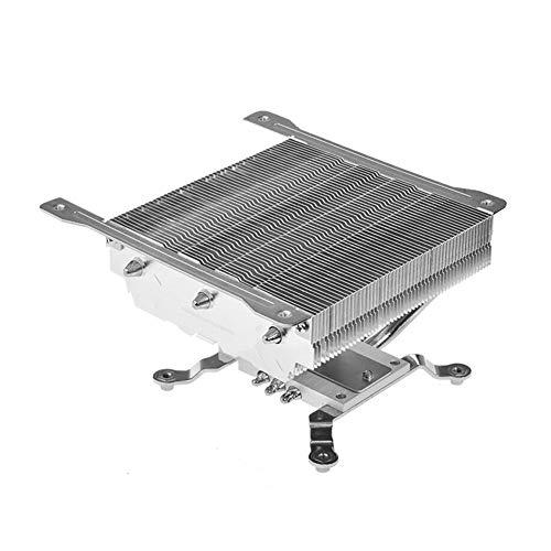 HTPC PC-Gehäuse, Druckluft, Aluminium, 3 Heatpipe Kühlkörper