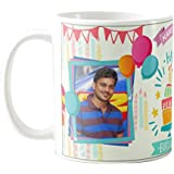 Giftscolour Personalised Photo Mug,Birthday Mug,Gift For Husband,Gift For Wife,Gift For Dad,Gift For Dad,Gift For Brother,Gift For Sister,Gift For Boyfriend,Gift For Girlfriend,Gift For Friend