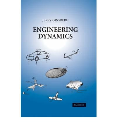 ENGINEERING DYNAMICS BY GINSBERG, JERRY H (AUTHOR)HARDCOVER