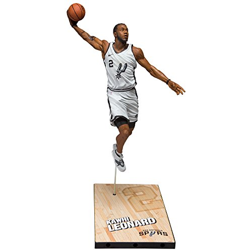 McFarlane NBA Series 31 KAWHI LEONARD #2 - San Antonio Spurs Figur