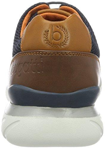 Bugatti K42096, Sneakers Basses Homme Bleu (Navy 423)