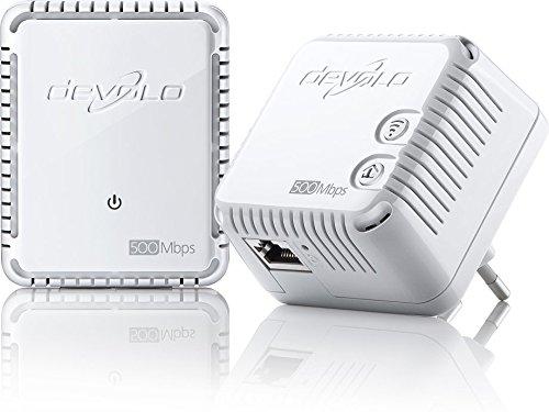 Devolo dLAN 500 WiFi Starterkit Brown Box (Netzwerke Brown Box)