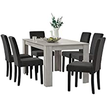 Amazon Fr Table Et Chaise Salle A Manger