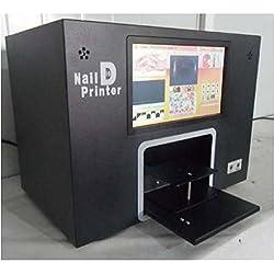 Novita - Impresora con PC para decoración de uñas