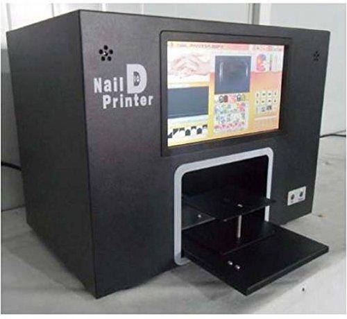 Drucker mit PC für Dekorieren die Nägel–Nail printer–Nail Art Novita