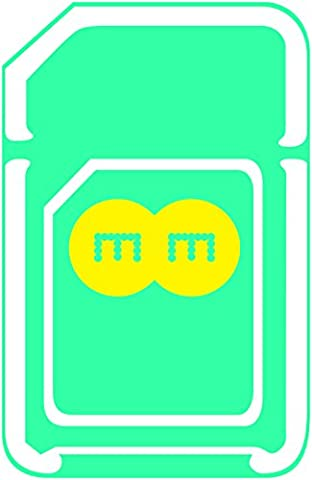 EE PAYG Triple SIM Card Preloaded with 6 GB of 4GEE Data