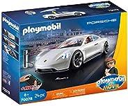 Playmobil: The Movie 70078 Rex Dasher'S Porsche Missi