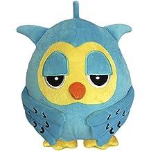 Peluches Cel - Búho dormilón Medio, Color Azul (MAE ...
