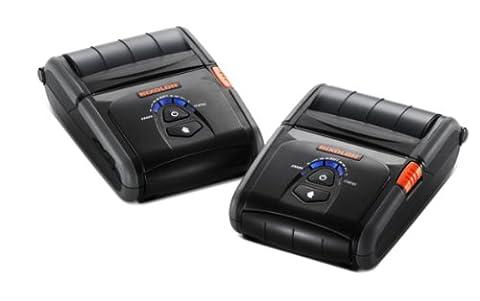 BIXOLON SPP-R300IK/BEG 3IN MOBILE RECEIPT PRINTER DT SERIAL USB BT IOS DARK GREY IN - (Printers > Barcode & Label