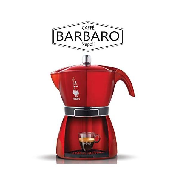 CAFFE' BARBARO Napoli 100 CAPSULE COMPATIBILI BIALETTI CREMOSO 5 spesavip